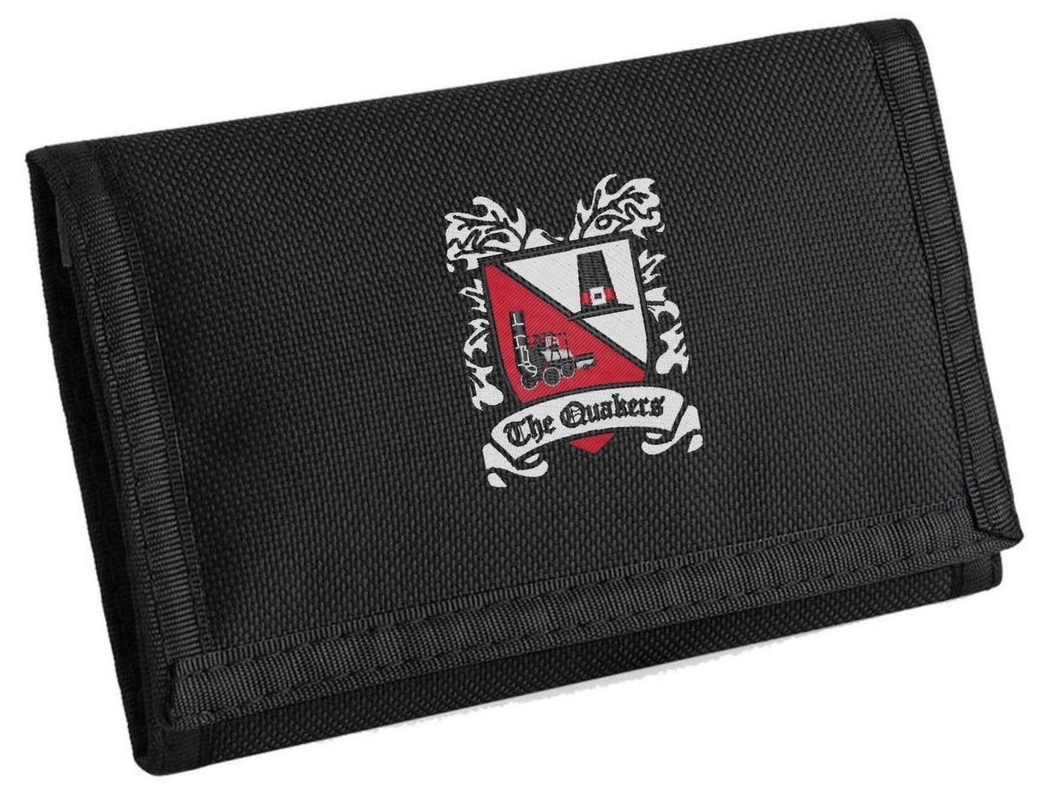 Darlington FC Velcro Wallet