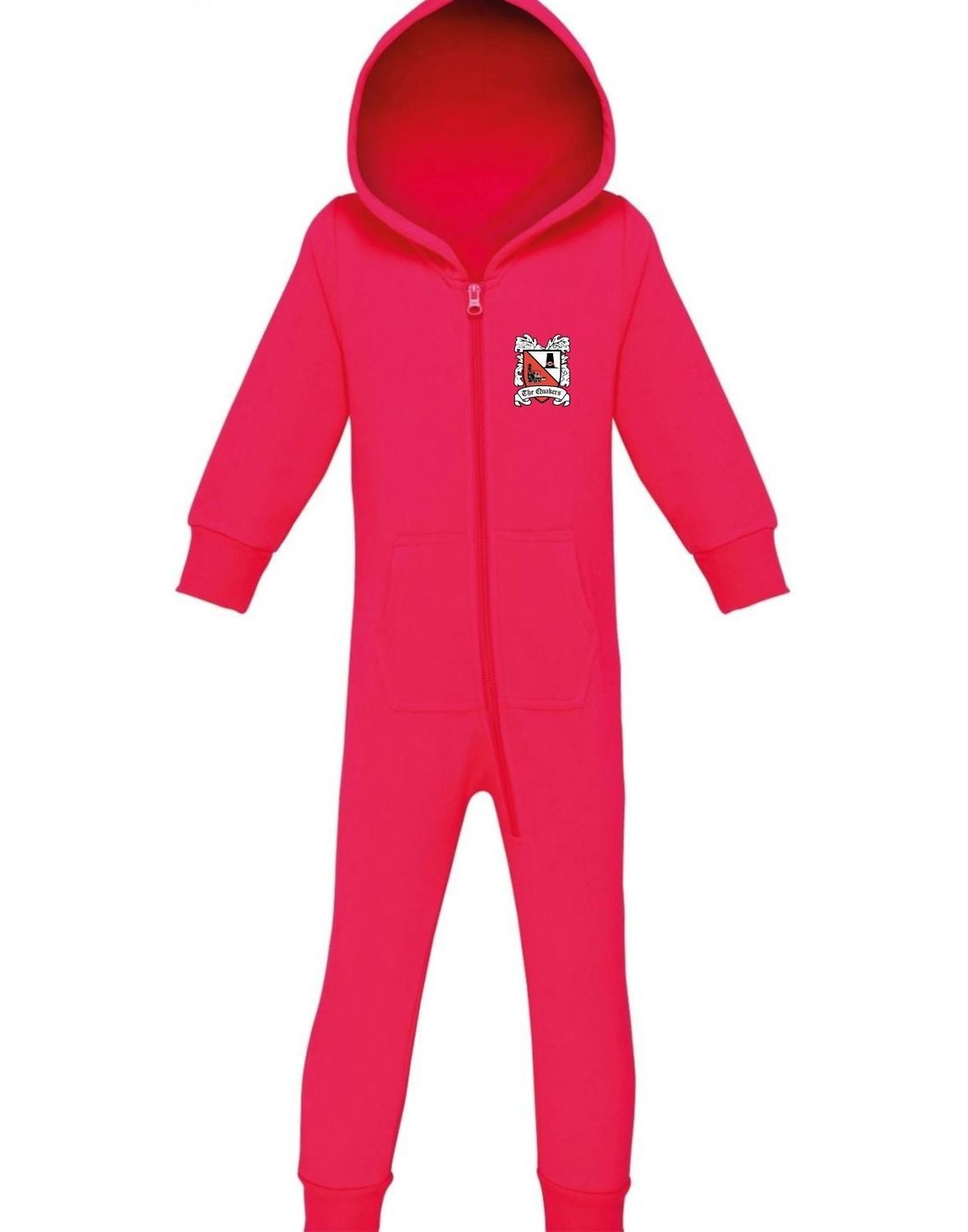 Darlington FC Onesie 'Pink' (Ordered On Request)