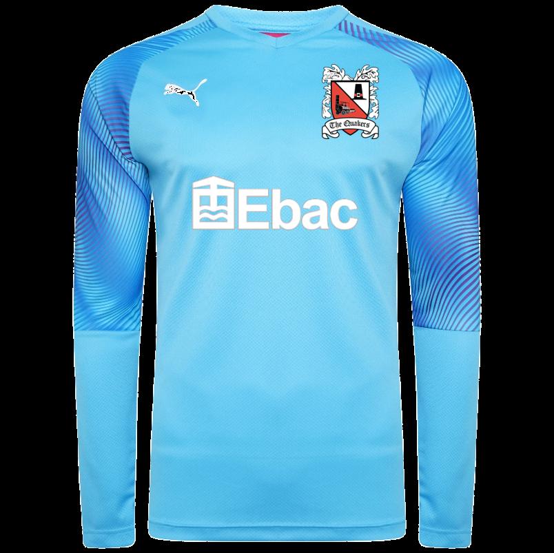 Puma Goalkeeper Shirt Blue Junior 19/20