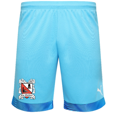 Puma Goalkeeper Shorts Blue Adult 19/20 (Ordered on Request)