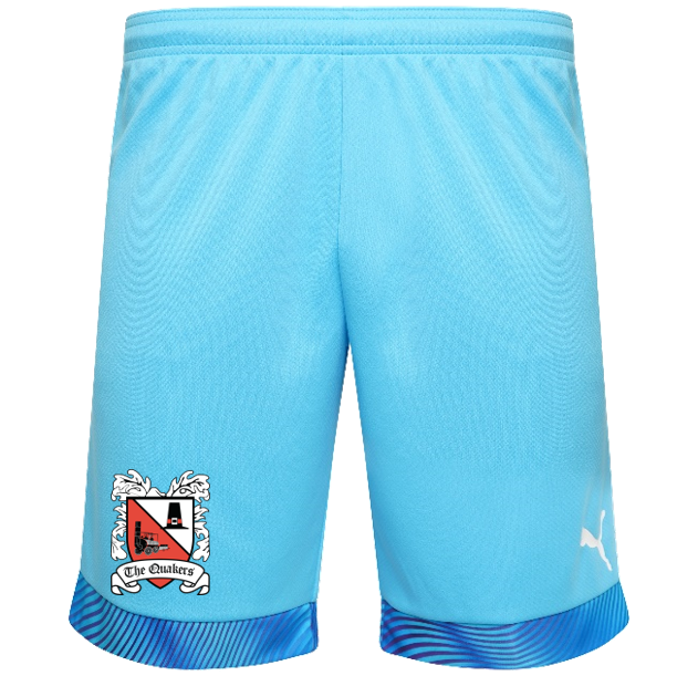 Puma Goalkeeper Shorts Blue Junior 19/20 (ordered on Request)