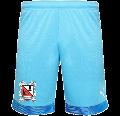 Puma Goalkeeper Shorts Blue Junior 19/20 (ordered on Request)