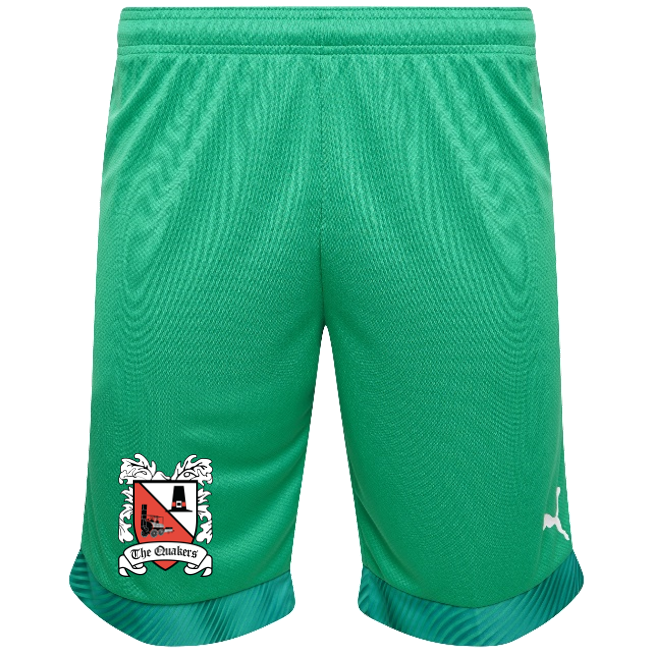 Puma Goalkeeper Shorts Green Junior 19/20 (Ordered on Request)