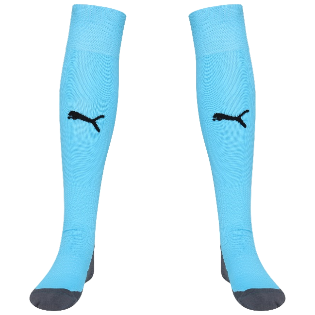 Puma Goalkeeper Socks Blue Junior 19/20 (Ordered on Request)