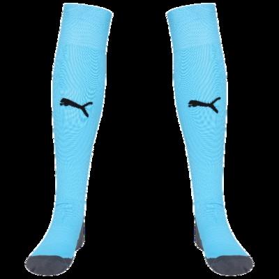 Puma Goalkeeper Socks Blue Junior 19/20