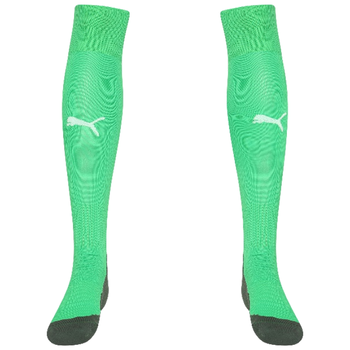 Puma Goalkeeper Socks Green Junior 19/20 (Ordered on Request)