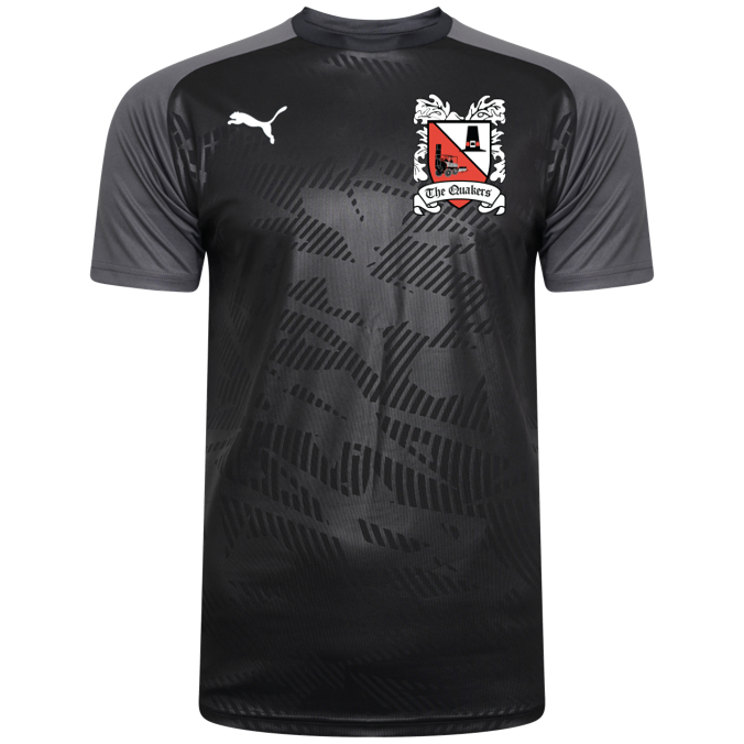 Puma Cup Core Black Training Jersey 19/20 (Ordered on Request)