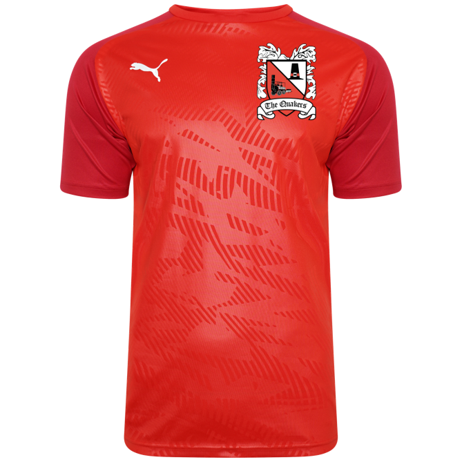 Puma Cup Core Red Training Jersey (Ordered on Request) 19/20
