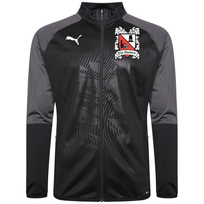 Puma Cup Core Black Track Jacket 19/20