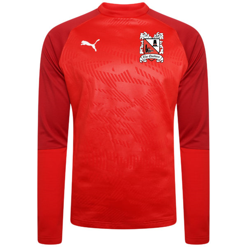 Puma Cup Core Red Sweat 19/20 (Ordered on Request)