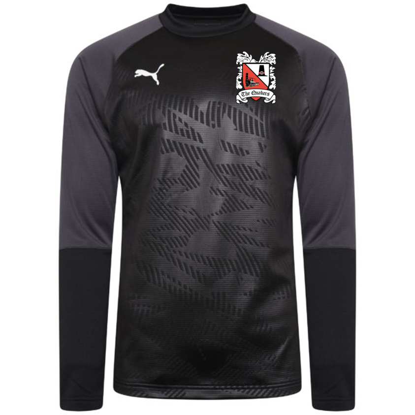 Puma Cup Core Black Sweat 19/20 ( Ordered on Request)