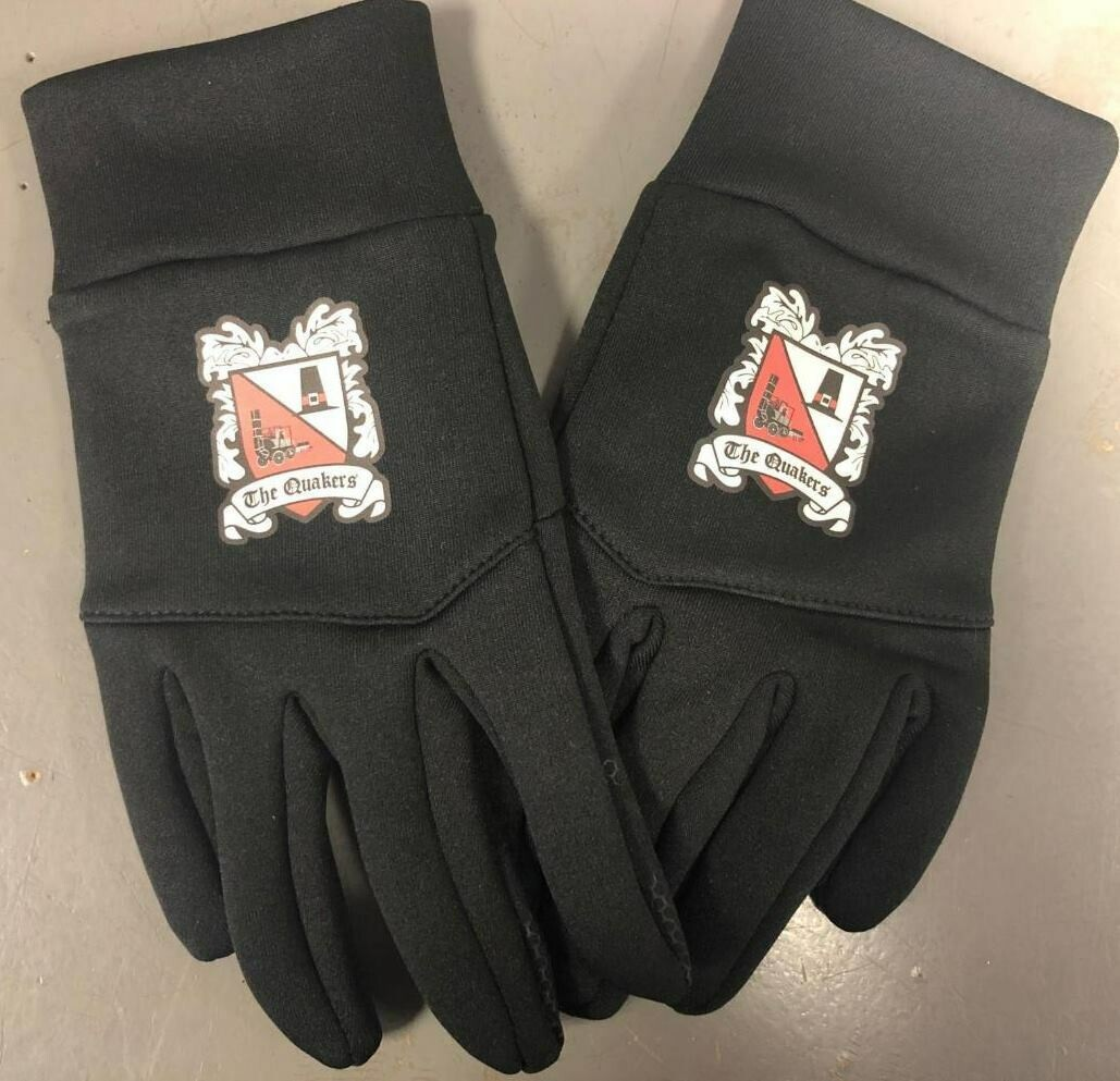 Darlington FC Gloves