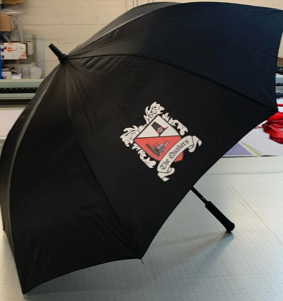 Darlington FC Umbrella (Collection Only)