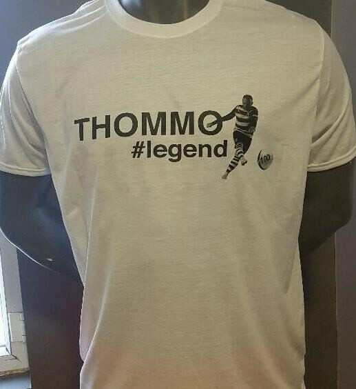 Thommo T-Shirt (Ordered on Request)