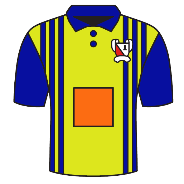 Boost The Budget 19/20 Pin Badge - 1995/1996 Away Replica Shirt
