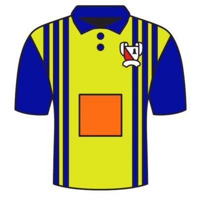 Boost The Budget 19/20 Pin Badge - 1995/1996 Away Replica Shirt
