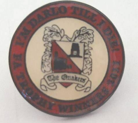 "Trophy - ""I'm Darlo Till I Die"" Pin Badge"