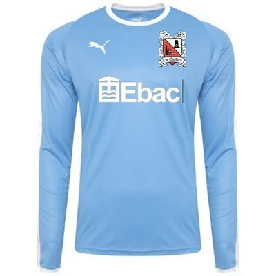 Puma Goalkeeper Shirt Blue Adult 18/19 (Ordered on Request)