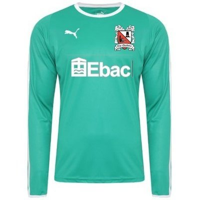 Puma Goalkeeper Shirt Green Adult 18/19 (Ordered on Request)
