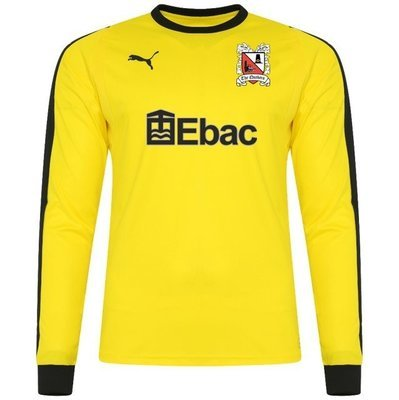 Puma Goalkeeper Shirt Yellow Adult 18/19 (Ordered on Request)