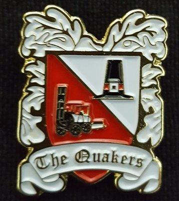 Darlington FC Pin Badge
