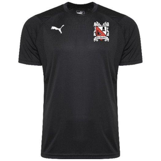 Puma Liga Black Training Jersey (Ordered on Request) 18/19