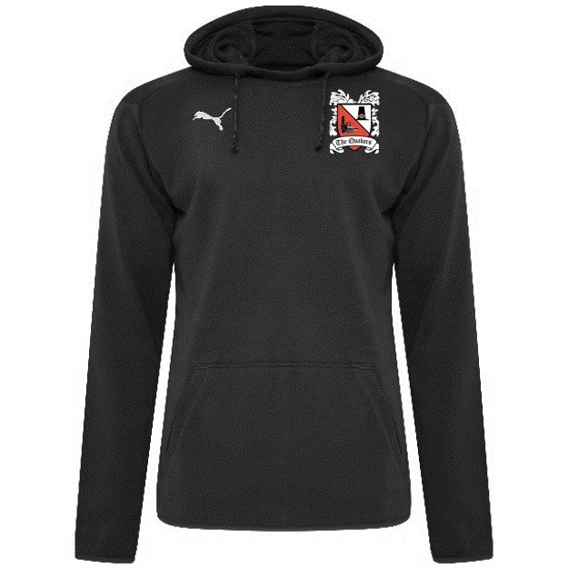 Puma Liga Casual Black Hoody (Ordered on Request) 19/20