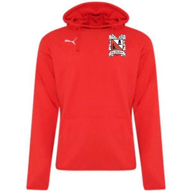 Puma Liga Casual Red Hoody (Ordered on Request) 18/19