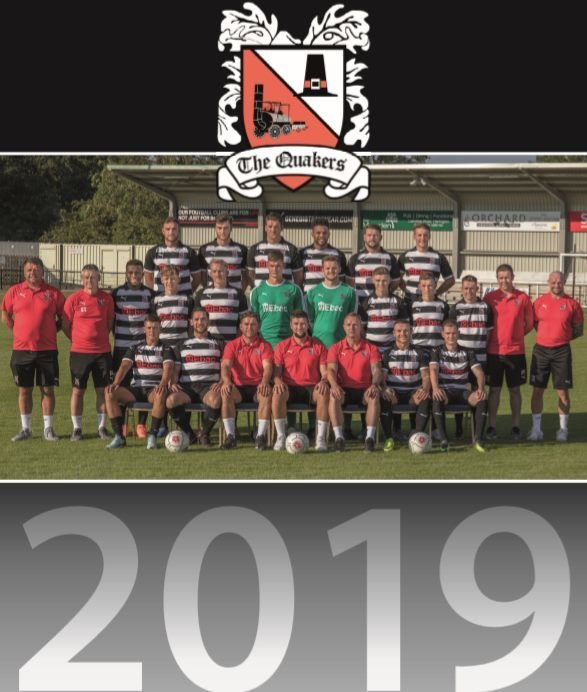 Darlington FC Calendar