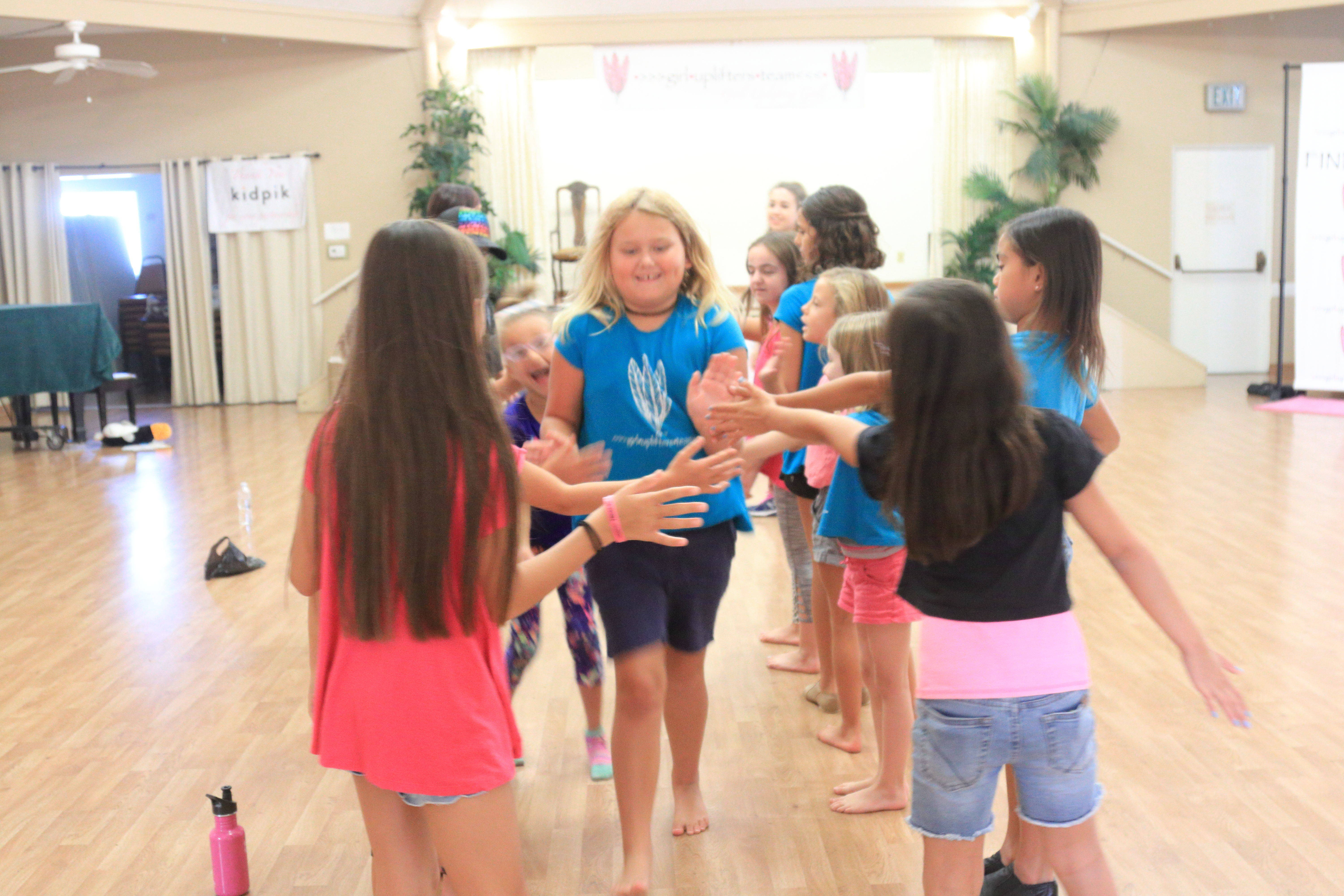 An UPLIFTING CAMP FOR GIRLS Entering Grades 2nd through 6th! Dates: July 8th - July 12th! (Limited Spots)