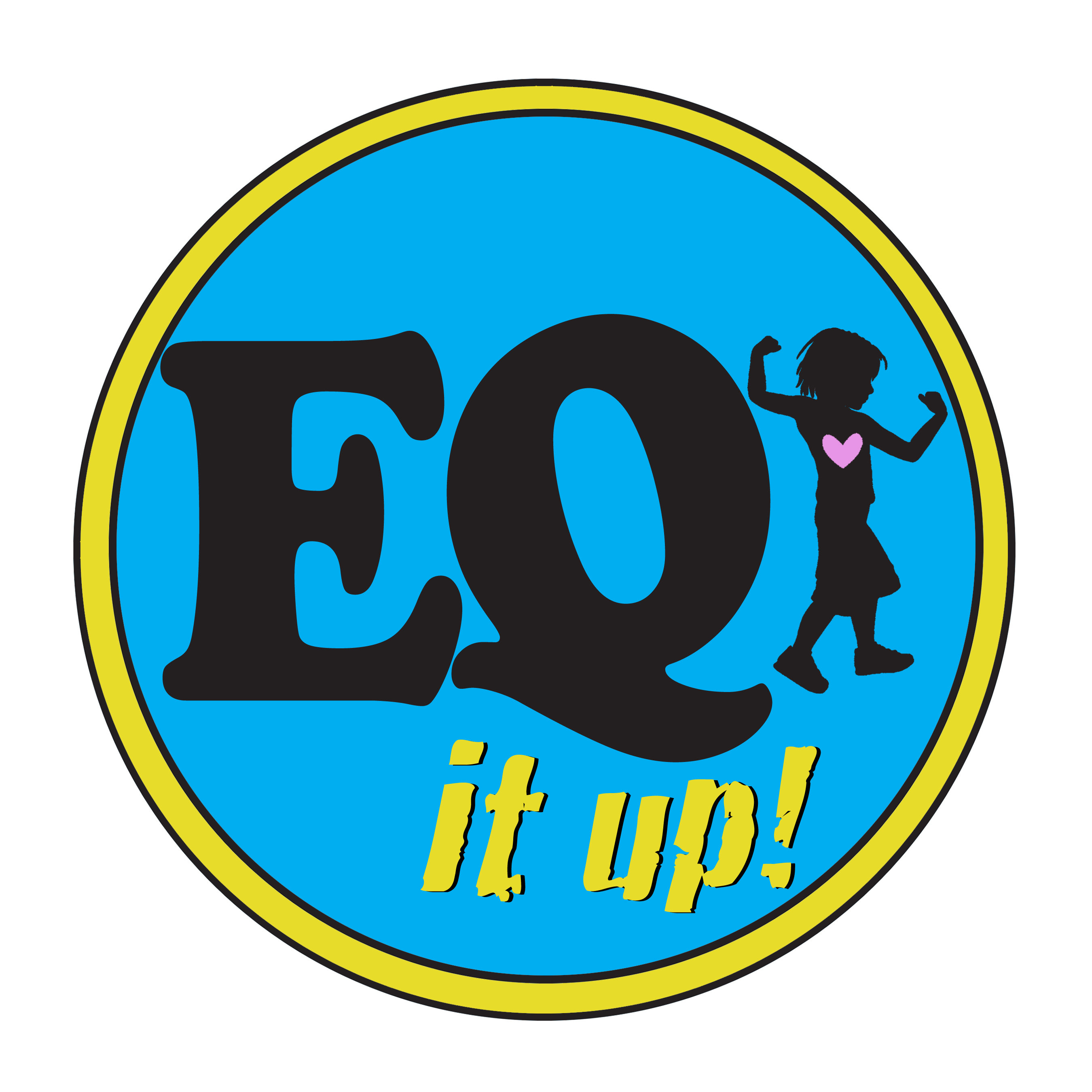 EQ it UP!™ After School Workshop for Girls Grades 1st - 5th! Wednesdays: January 23rd - March 13th (Limited Spots) EQ-girls-hope2019