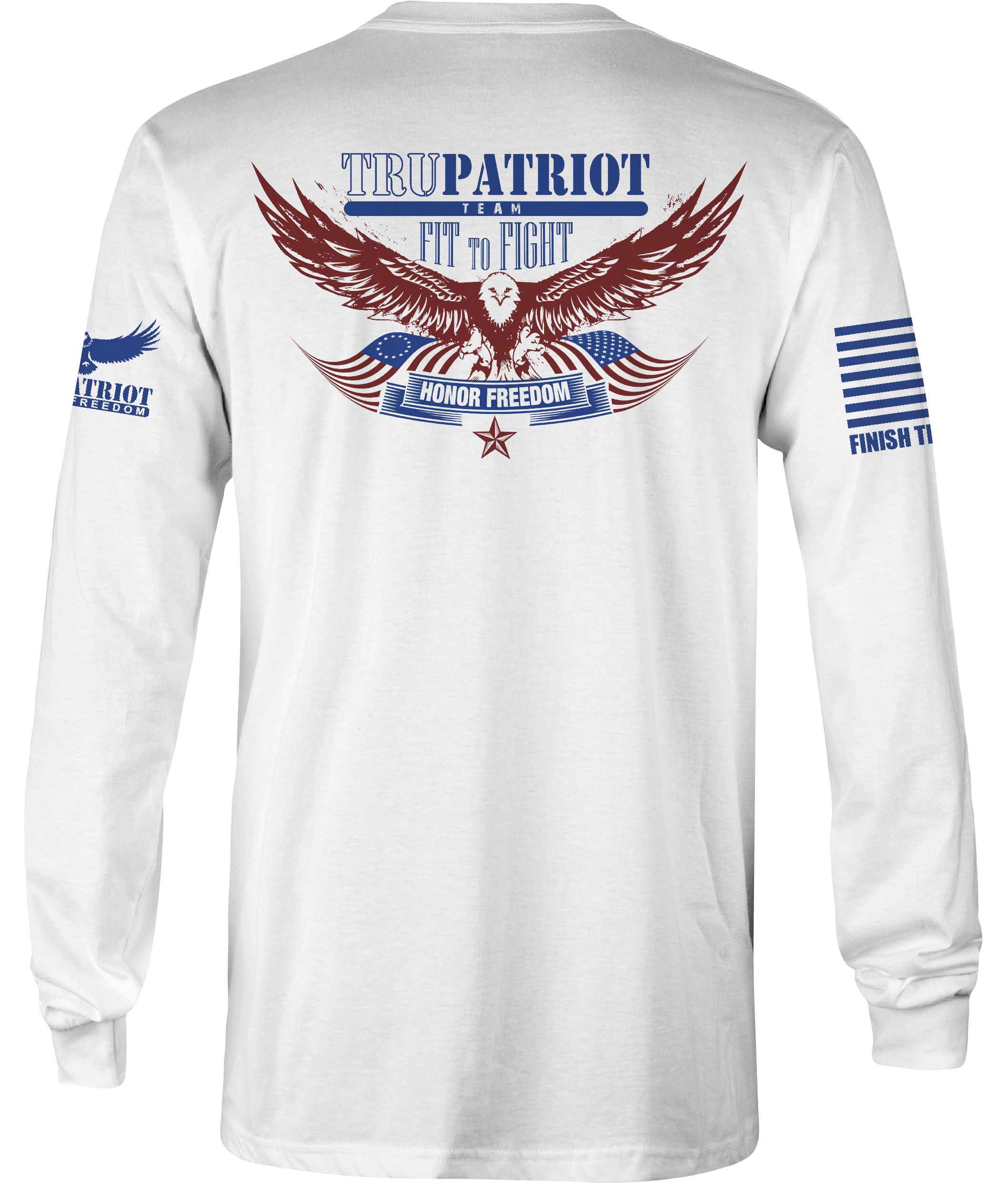 Team TruPatriot: Fit To Fight - Long Sleeve TP30041800090200