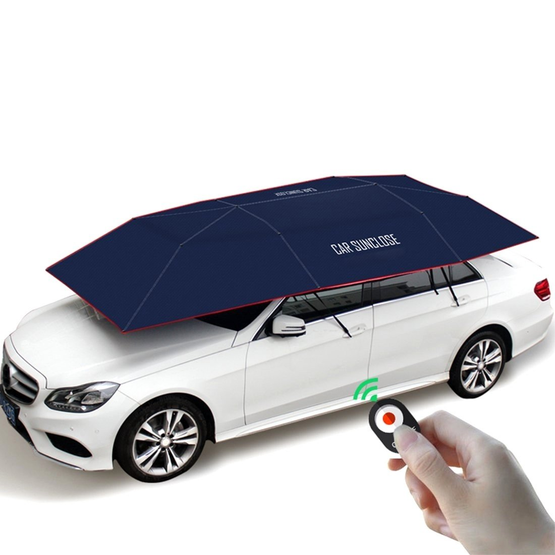Automatic Car Umbrella Tent Remote Control Sunshades Vavo