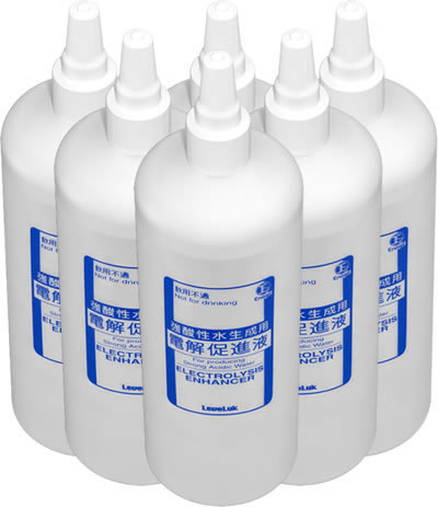 Electrolysis Enhancer Solution x 6 bottles 00007