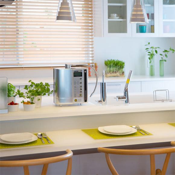 Enagic Leveluk SD501 Platinum. Ultimate Home Use