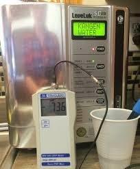 Kangen ORP Meter. Milwaukee MW500