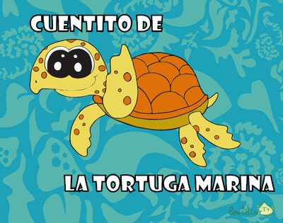 Cuentito de la tortuga marina
