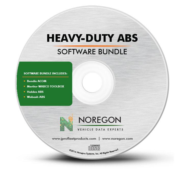 Heavy Duty ABS Software Bundle