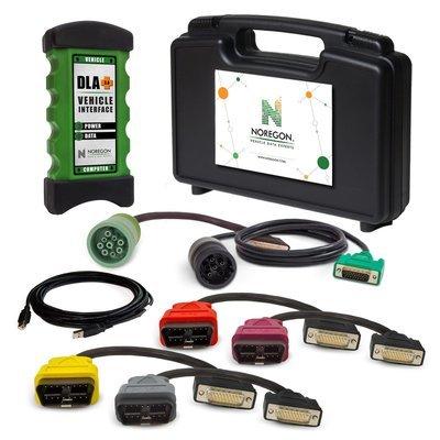 Noregon® DLA+ 2.0 Adapter Kit