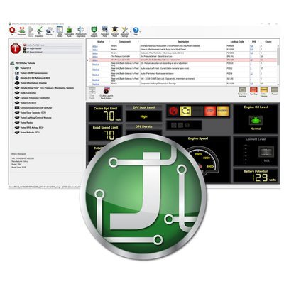 JPRO® Professional Diagnostic Software*