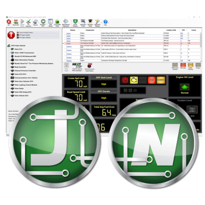 JPRO® Professional Diagnostic Software w/Next Step™