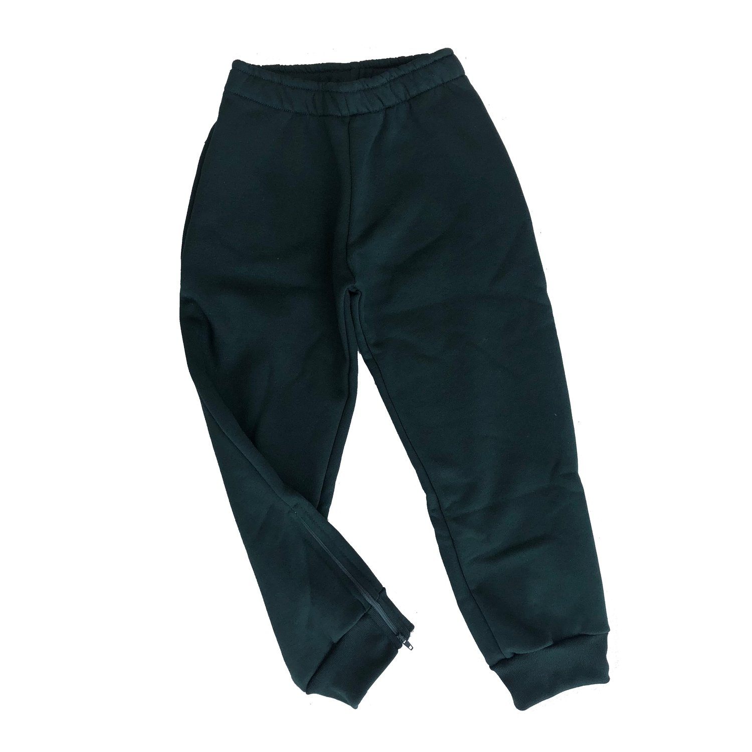 Scotchie trackpants (with ankle zips)
