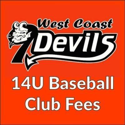 West Coast Nine Devils 14U Club Fees