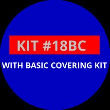 Kit 18BC:  Ideal For Quarter Midgets