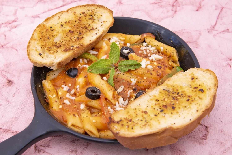 Arabiata Sauce pasta