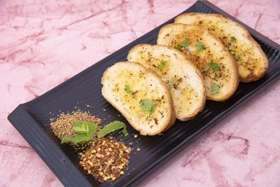 Garlic Bread 2pc