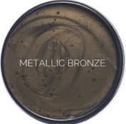 Metallic Bronze Glaze – Pint (16 oz)