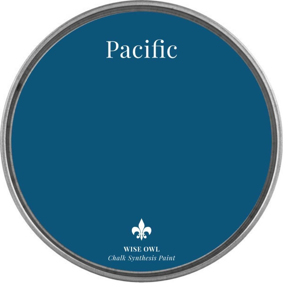 Pacific Wise Owl Chalk Synthesis Paint – Pint (16 oz)
