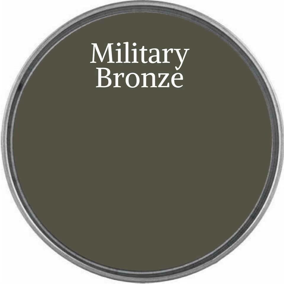 Military Bronze Wise Owl Chalk Synthesis Paint – Pint (16 oz)