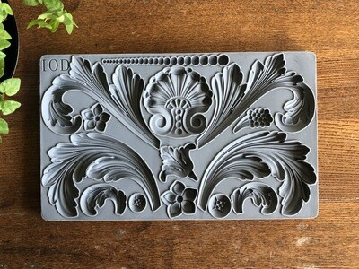 ACANTHUS SCROLL 6×10 DECOR MOULDS